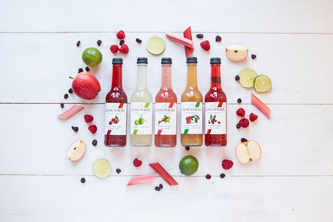 Luscombe Fruit Crushes Mixed Case x 12
