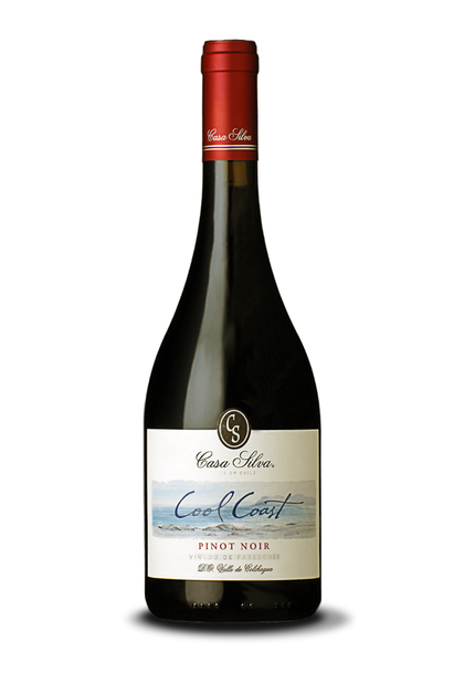 Pinot Noir 'Cool Coast', Casa Silva, Chile, 2017