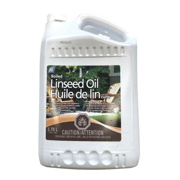 Recochem 4L Boiled Linseed Oil