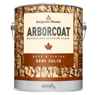 ARBORCOAT Semi Solid Deck and Siding Stain K639