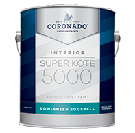 Super Kote 5000 Interior Paint - Low Sheen Eggshell 1130