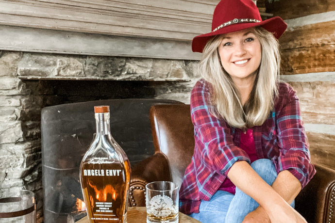 Who is The Bourbon Cowgirl?