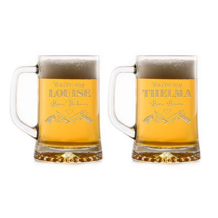 You're My Louise, You're My Thelma Beer Mug Set
