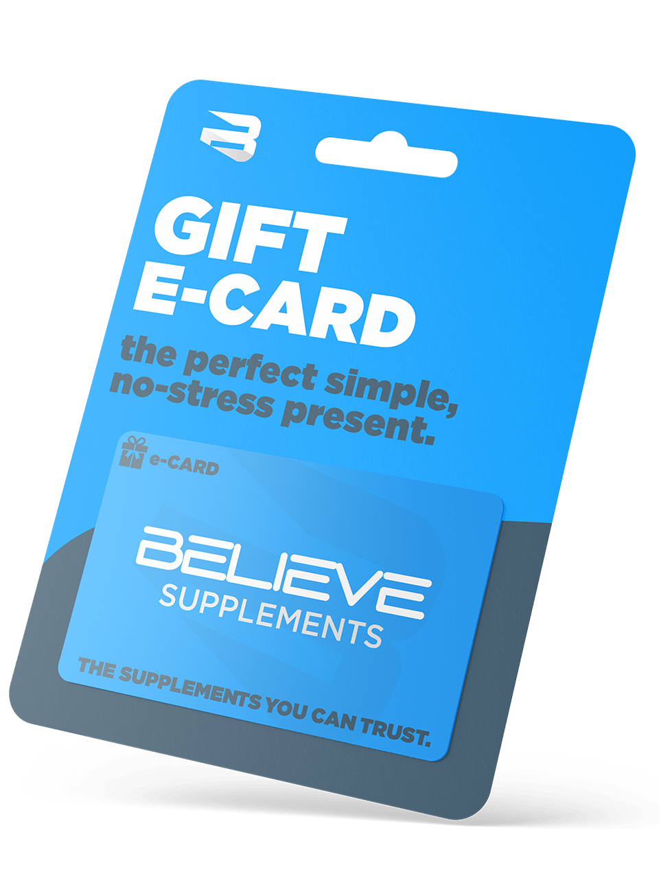 Believe Gift Card