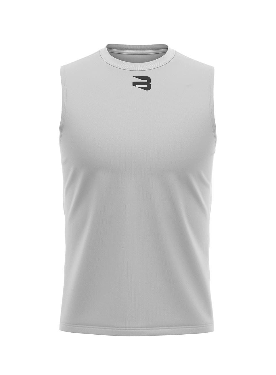 Sleeveless - Grey