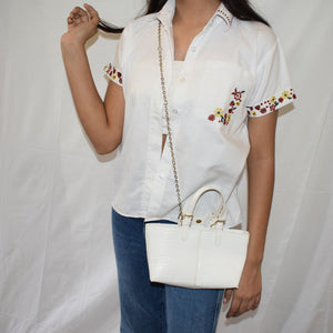Pocket Embroidered Shirt