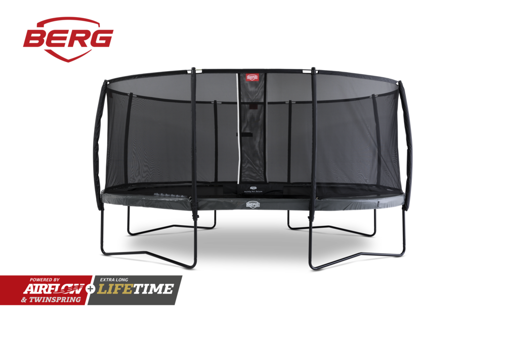 Berg Grand Elite Trampoline - Oval