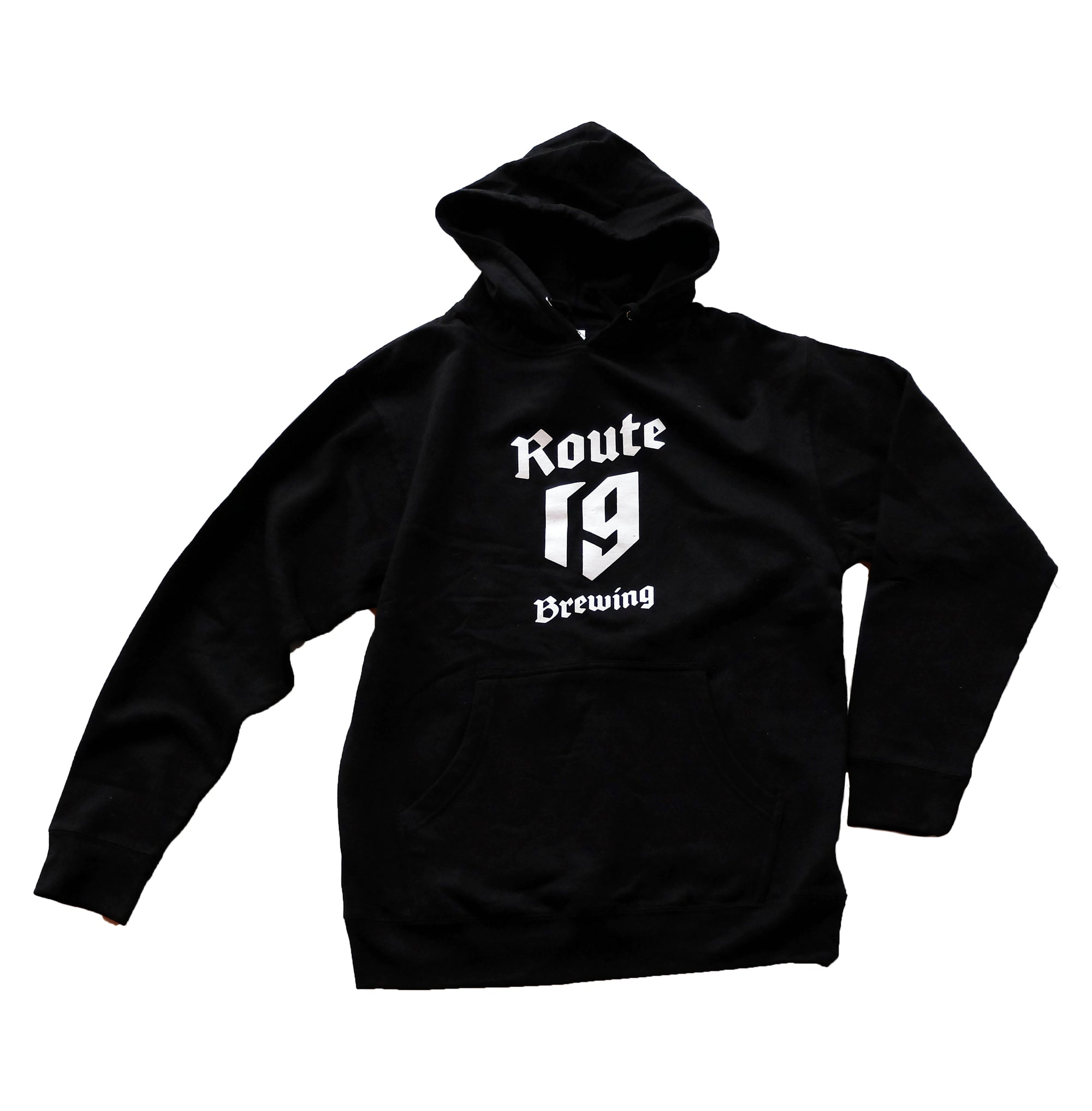 Classic Hoodie - Unisex 'Route 19 Brewing'