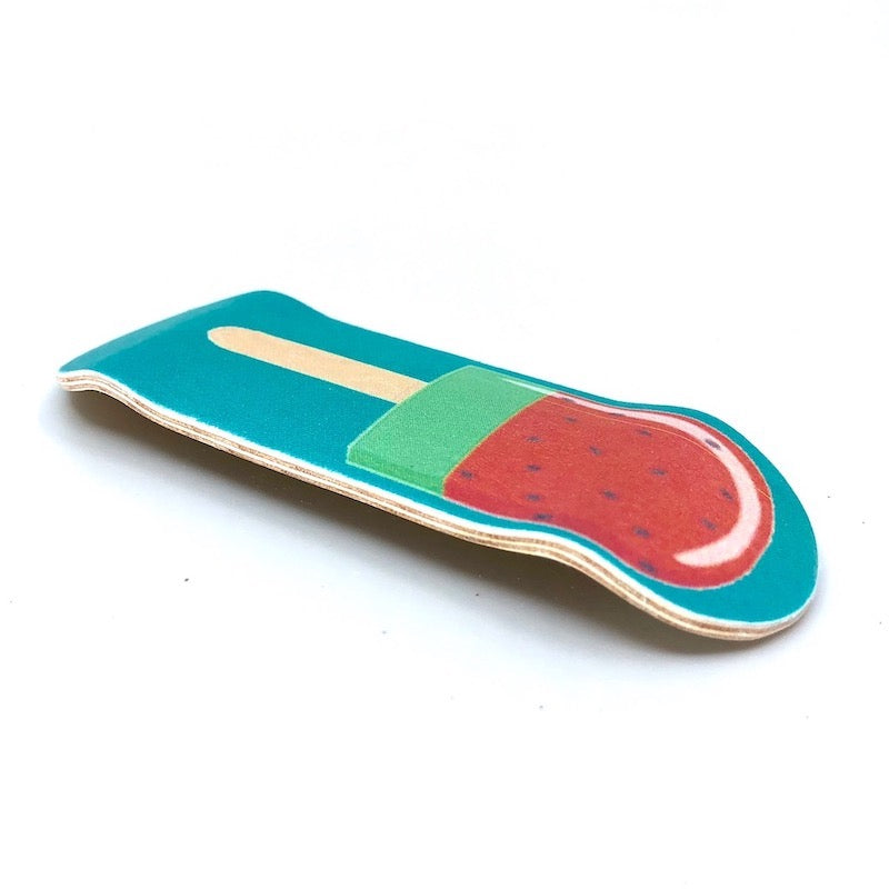 How to build a Fingerboard Step 26
