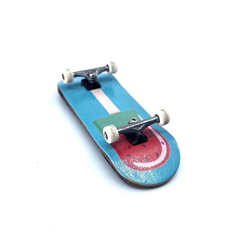 How to build a Fingerboard Step 33