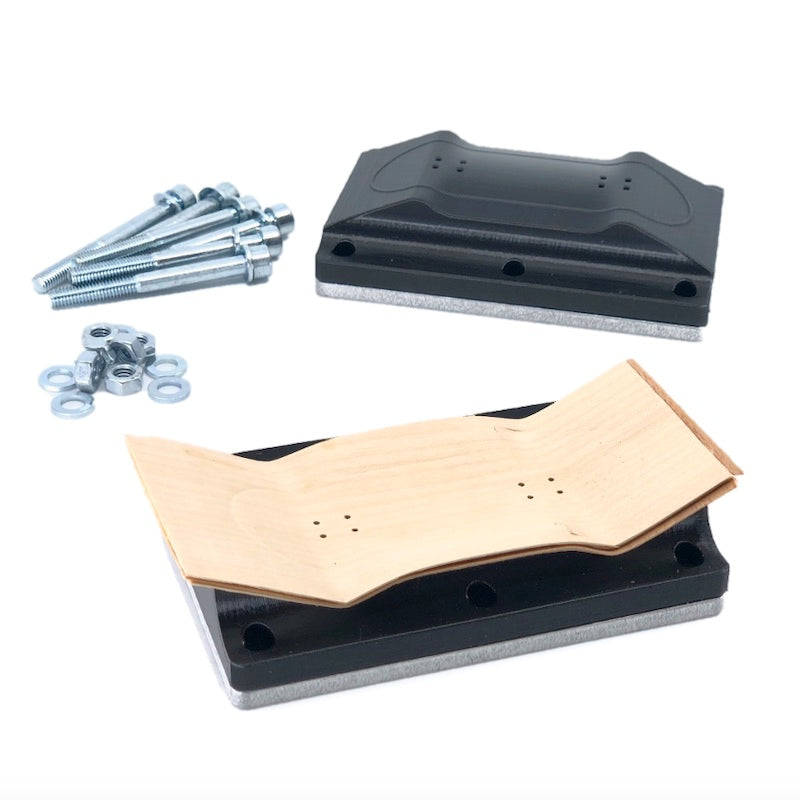 How to build a Fingerboard Step 8