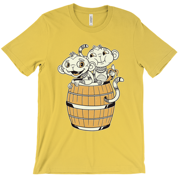 Monkeying Around Tee