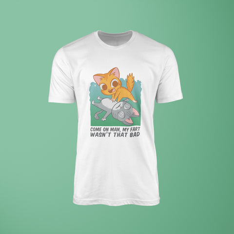 Deadly Cat Fart Tee