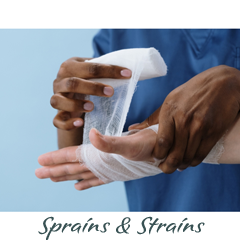Muscle Sprian and strain