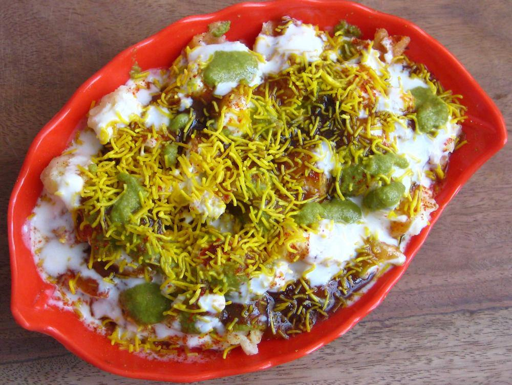 PAPDI CHAAT - Cartly