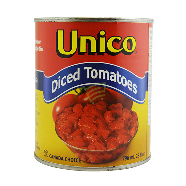 Unico Diced Tomatoes