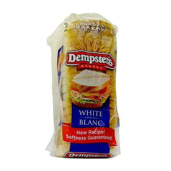 Dempster'S Bread White
