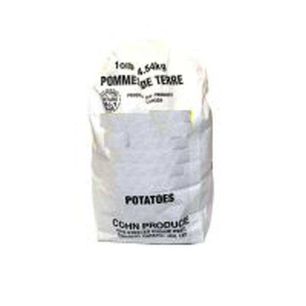 White Potato Bag 10Lb