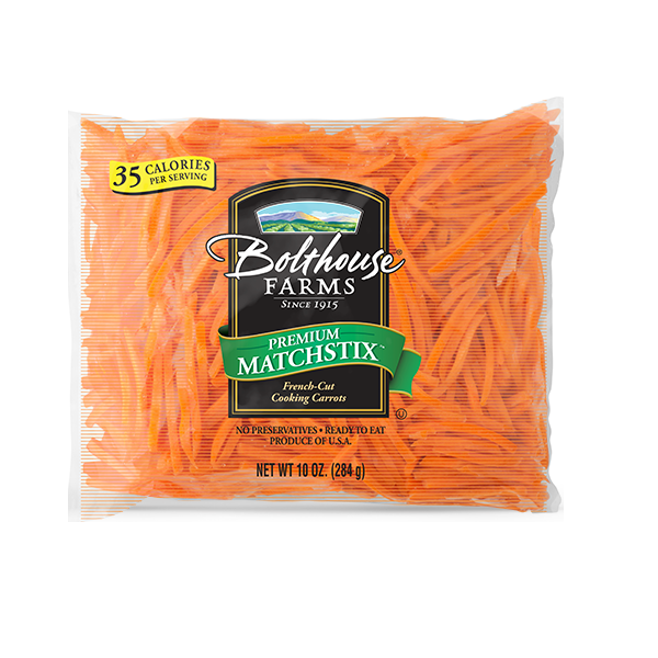 Carrot Shredded 284G
