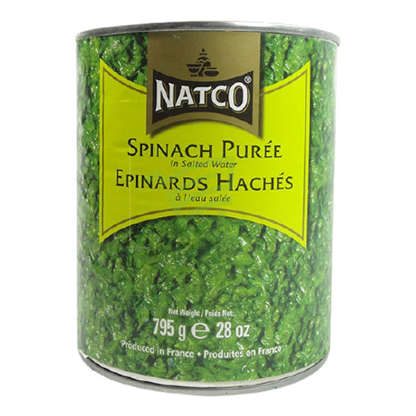 Natco Spinach Can