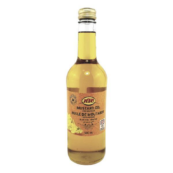 KTC Mustard Oil 500ml - Cartly