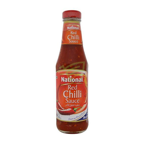 National Red Chilli Sauce