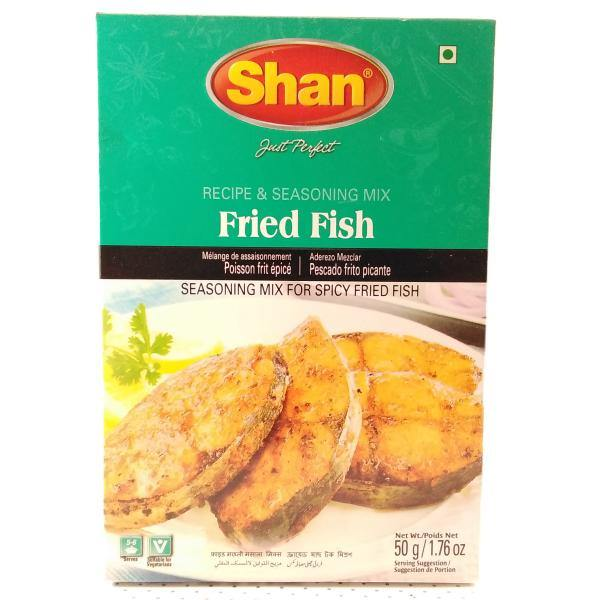 Shan Fried Fish 50G