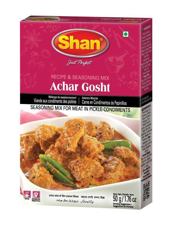 Shan Achar Gostht Meat