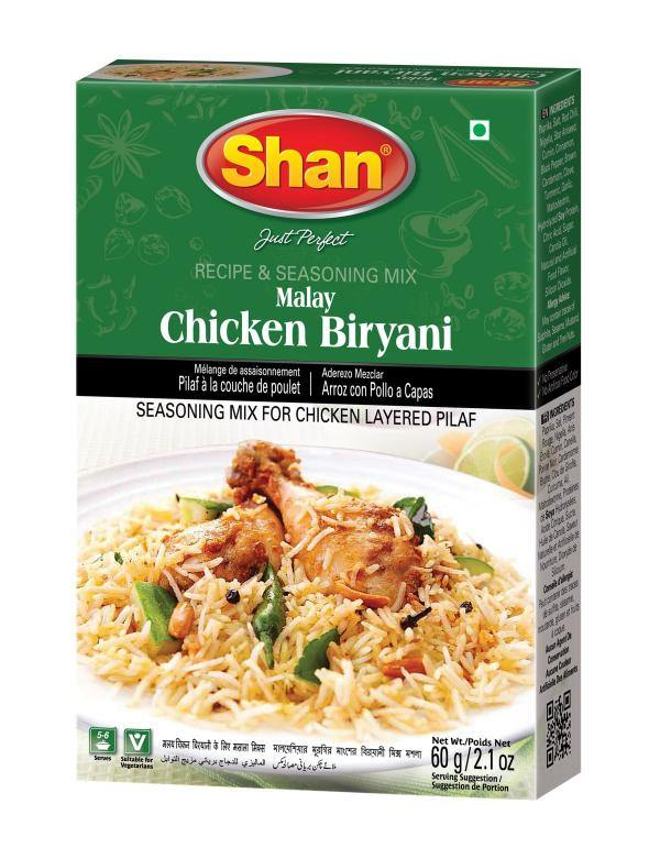 Shan Chicken Biryani Mix 60G