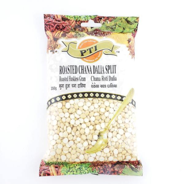 PTI Roasted Chana Dalia Split 350G