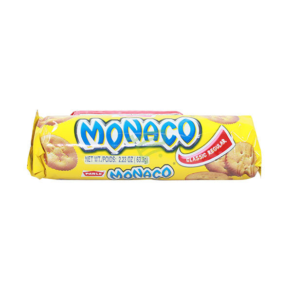 Parle Monaco Classic Regular Biscuits