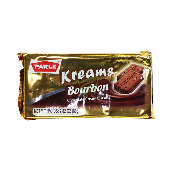 Parle Kreams Bourbon Chocolate Cream Biscuits