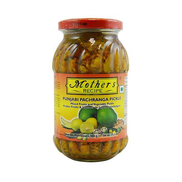 Mother'S Punjabi Pachranga Pickle