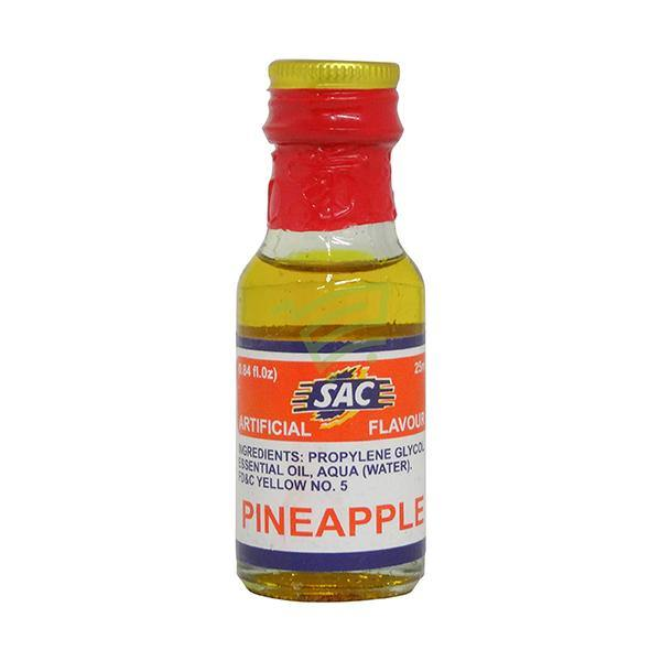 Sac Food Essense Pineapple