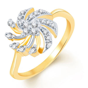 Trendy Designer Alloy Ring