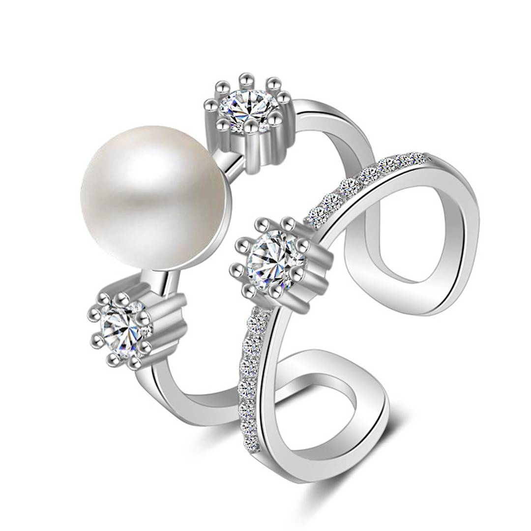 Australian Pearl Princess Ring
