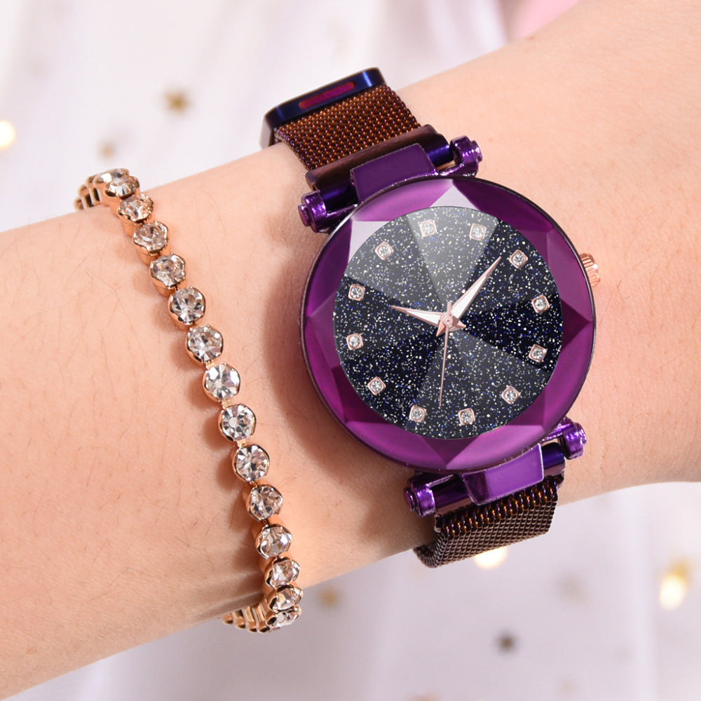 Luxurious Watch™ - Magic Purple