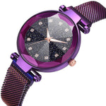 Luxurious Watch™ - Gold & Purple