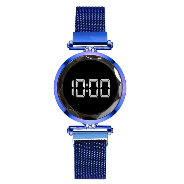 Luxurious LED Watch™ - Lux Blue