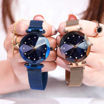 Luxurious Watch™ - Gold & Blue