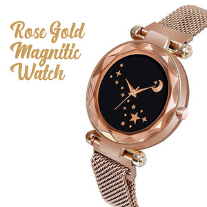 Luxurious Watch™ - Rose Gold