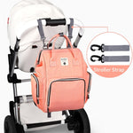 Baby care backpack (Rose)