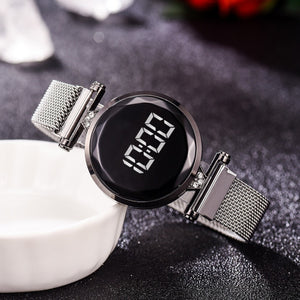 Luxurious LED Watch™ - Silver