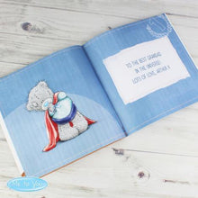 Load image into Gallery viewer, Personalised Me to You For Him Super Hero Poem Book