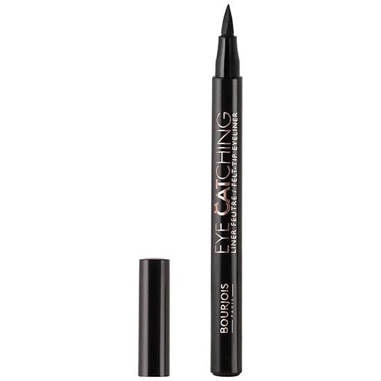 Bourjois Eye Catching Liner Feutre 24HR Felt-Tip Eyeliner - BLACK