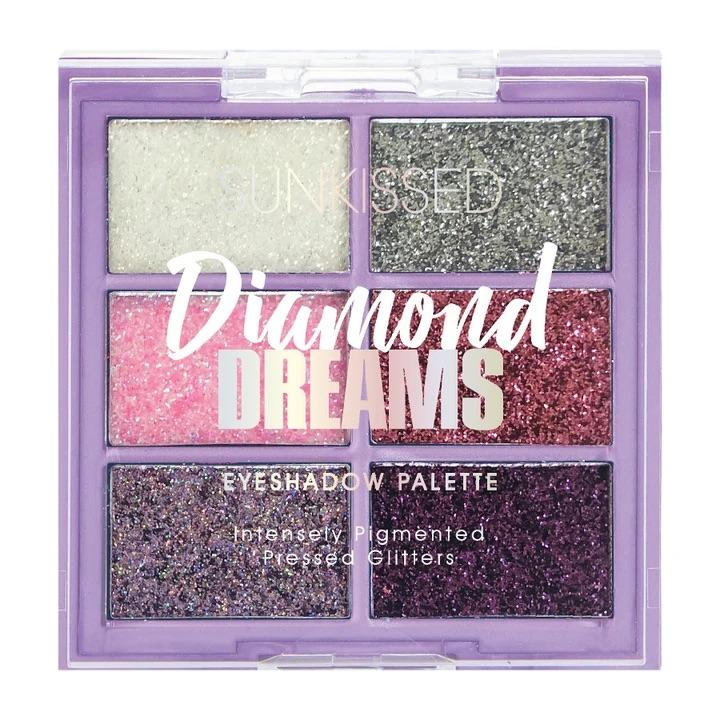 Sunkissed Diamond Dreams Eyeshadow Palette