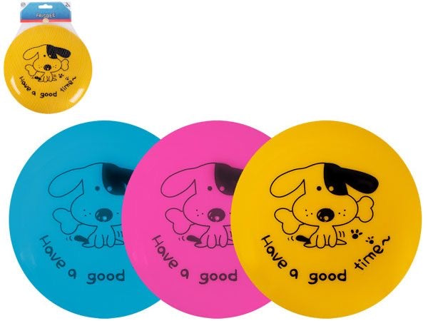 World Of Pets - Frisbee Dog Toy, Assorted Picked At Random