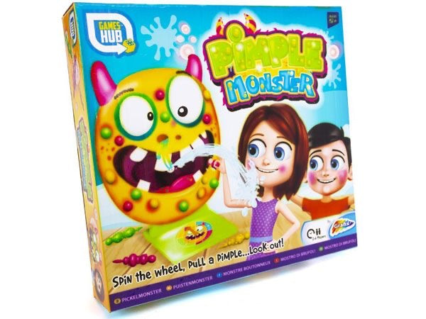 Pimple Monster Game