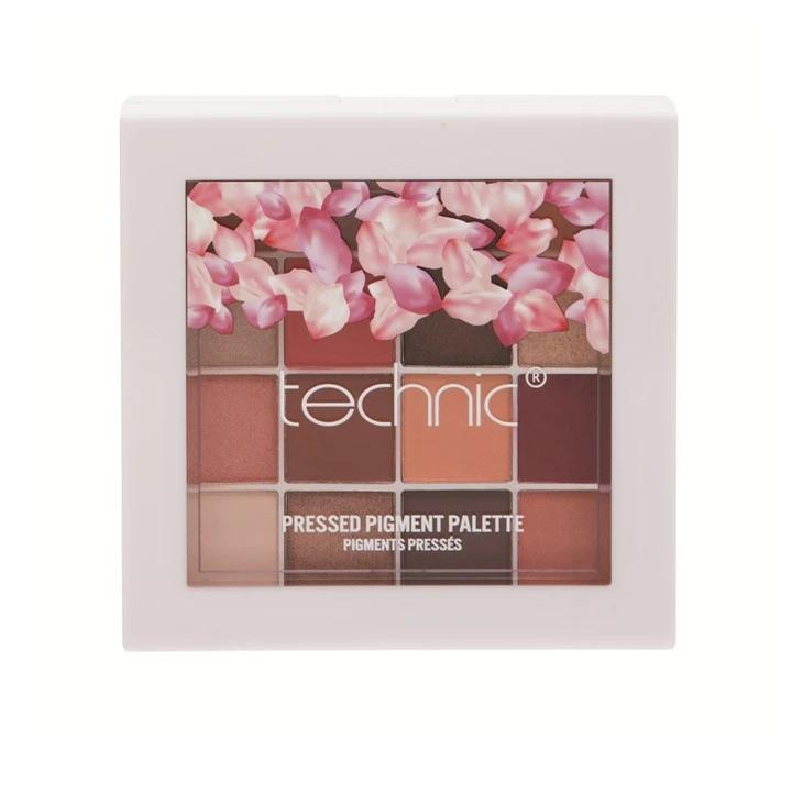 Technic SS20 Pressed Pigment Eyeshadow Palette