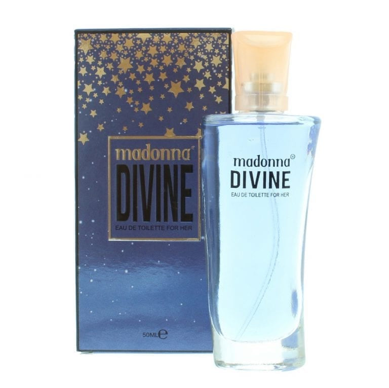 Madonna Divine 50ML Eau De Toilette For Her